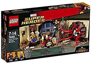 Lego Marvel Super Heroe, 76060 Doctor Strange Envío Gratis