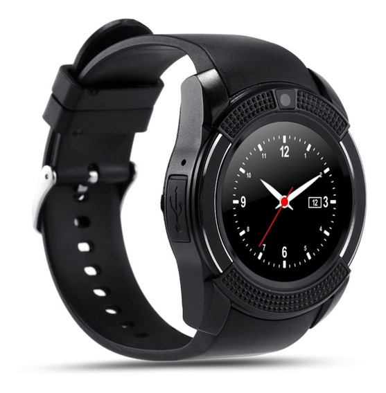 Smartwatch Touch Sms Bluetooth Mp3 Negro Stylos Stasmx2b