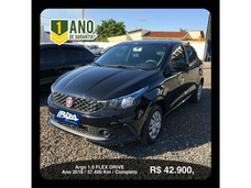Fiat Argo 1.0 Flex Drive