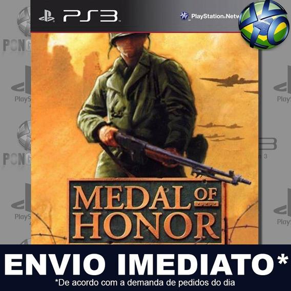 Medal Of Honor (psone Classic) Ps3 Psn Jogo Promoção Play 3