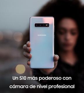 Oferta Samsung Galaxy S10 1año Gtia Caja Sellada Mejorprecio