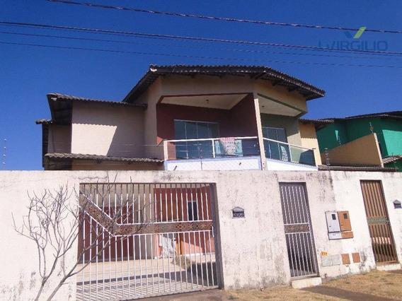 Sobrado Residencial À Venda, Jardim Atlântico, Goiânia. - So0029