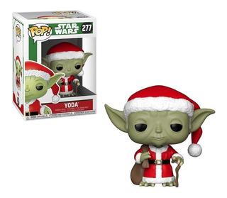 Funko Pop! | Holiday Star Wars - Yoda 277 Original
