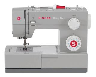 Máquina de coser Semi industrial Singer Heavy Duty 4423C Gris 220V