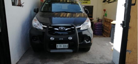 Toyota Avanza 2014 Automatica