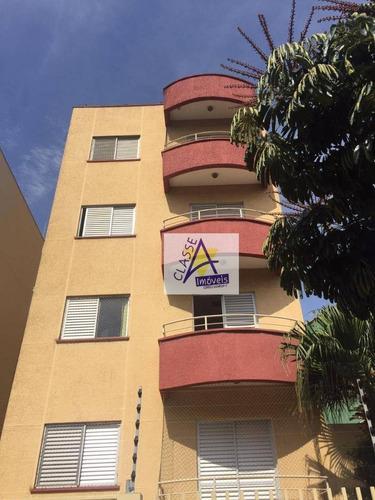Imagem 1 de 30 de Cobertura Com 3 Dormitórios À Venda, 91 M² Por R$ 450.000,00 - Vila Guarani - Mauá/sp - Co0029
