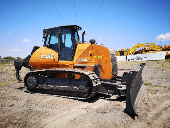24) Tractor Sobre Orugas Case 2050m 2013