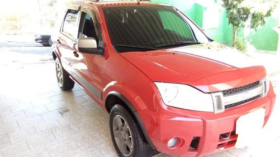 Ford Ecosport 1.6 Xlt Freestyle Flex 5p 105hp Com Baixa Kmg