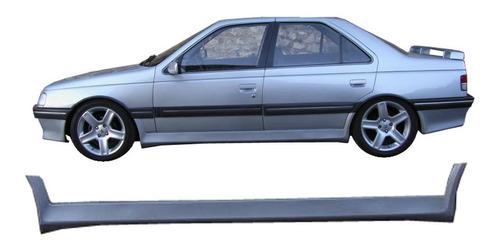 Cubre Zocalo Peugeot 405 Estilo Mi16 Por Juego