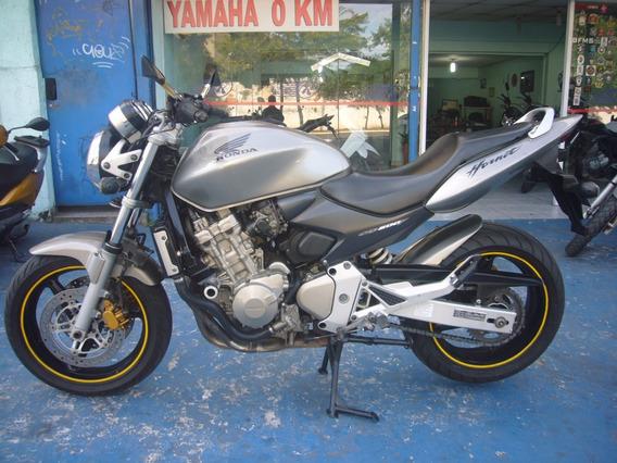 Honda Cb 600 F Hornet Ano 2007 R$ 21.500 Cinza