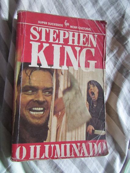 O Iluminado - Stephen King Super Sucessos Nova Cultural