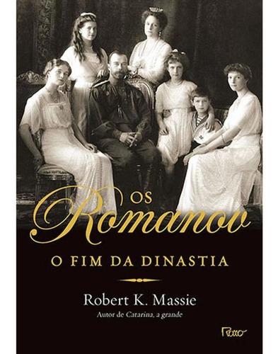 Imagem 1 de 1 de Os Romanov - O Fim Da Dinastia