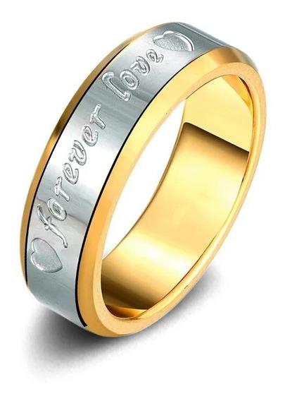 Par De Aliancas Casamento/compromisso Com Fio Prata