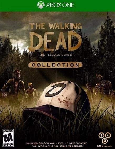 The Walking Dead Xbox One| Todas Temporadas Legendadas Pt-br