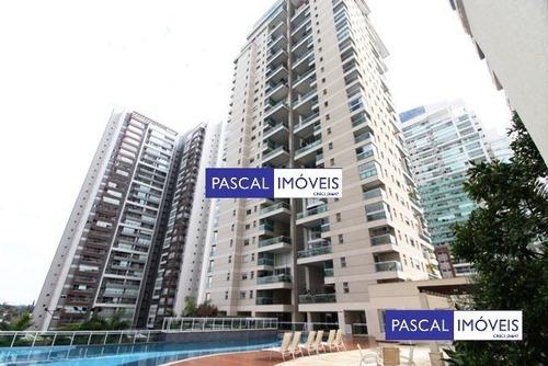Imagem 1 de 15 de Apartamento Campo Belo 03 Suites  03 Vagas - V-4791