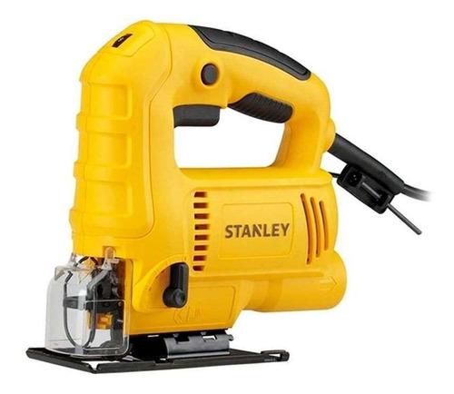 Serra Tico Tico Com Maleta 600w 220v Sj60k Stanley