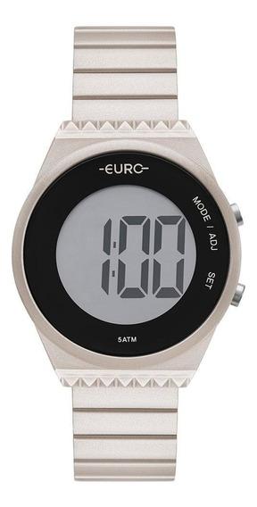 Relógio Euro Feminino Ff Slim Rosa - Eubjt016ag/4c