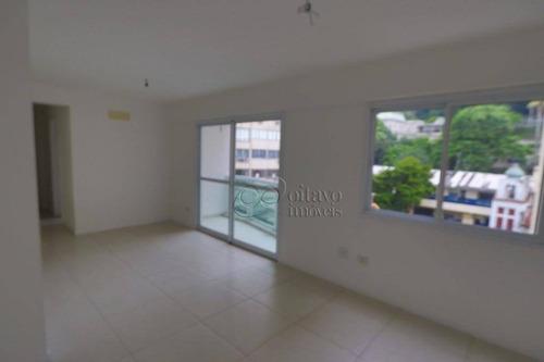 Apartamento Com 3 Dormitórios À Venda, 88 M² Por R$ 1.210.000,00 - Botafogo - Rio De Janeiro/rj - Ap8451