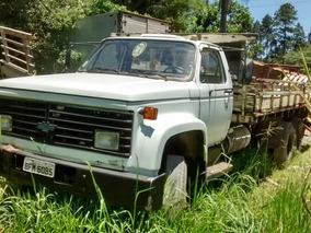 Chevrolet D12000 1988 Freio A Ar, Direção Hidráulica Doc Ok