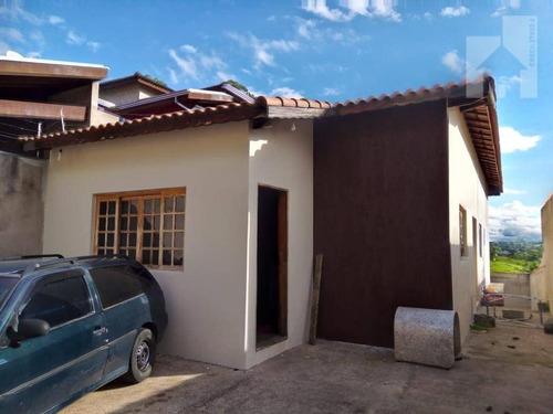 Casa Com 3 Dormitórios À Venda, 86 M²  - Jardim Primavera - Itupeva/sp - Ca1088