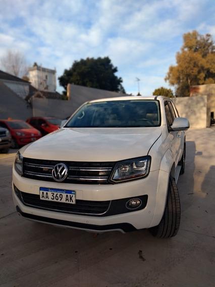 Volkswagen Amarok Ultimate 4x4 At 2016