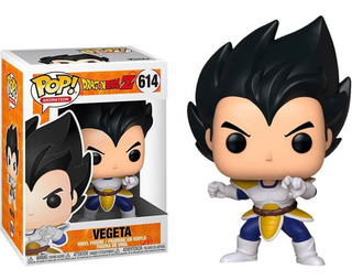 Figura Funko Pop 614 Dragon Ball Z - Vegeta Oferta!