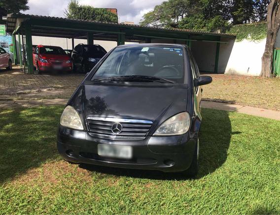 Mercedes-benz Classe A 1.6 Elegance 5p 1999