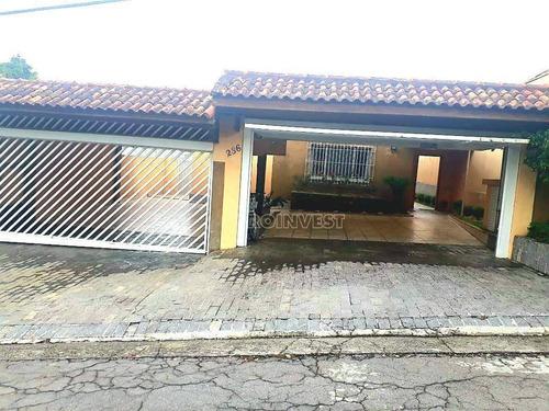 Imagem 1 de 15 de Casa Com 3 Dormis Sendo 1 Suíte À Venda, 230 M².  Condomínio Pinus Park - Cotia/sp - Ca18609