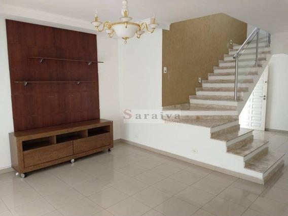 Sobrado Com 3 Dormitórios À Venda, 289 M² Por R$ 800.000 - Osvaldo Cruz - São Caetano Do Sul/sp - So0392