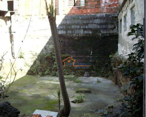 Terreno Residencial À Venda, Vila Santo Estéfano, São Paulo - . - Te0022