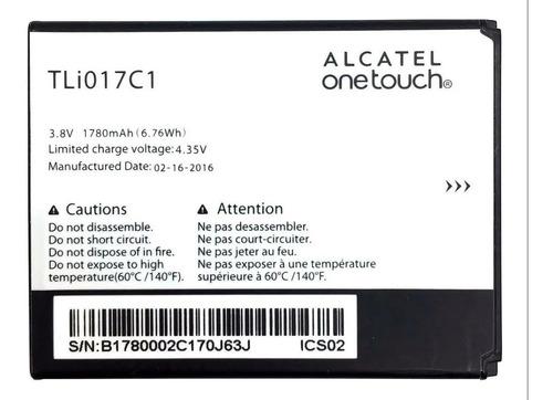 Bateria Pila Alcatel Ot4060 Ot4060a Tli017c1 Original Tienda