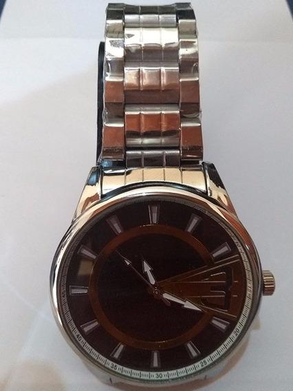 Relógio Masculino De Metal Grande M15
