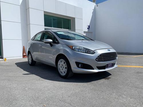 Imagen 1 de 12 de Ford Fiesta 2014 1.6 Se 5vel Mt