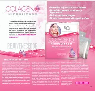 Colágeno Hidrolizado Rejuvenecedor Bioesencia