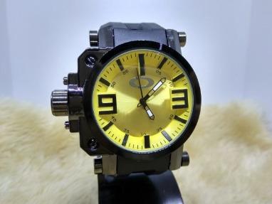 Relógio Masculino De Pulso Oakley Amar Promoção Frete Grátis