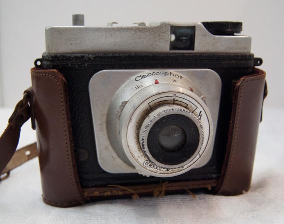 Antiga Câmera Fotográfica Certo Photo
