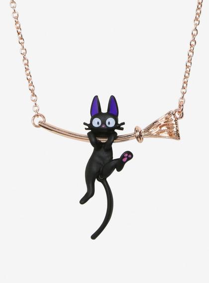 Collar Ghibli Kiki Entregas A Domicilio Original Hottopic