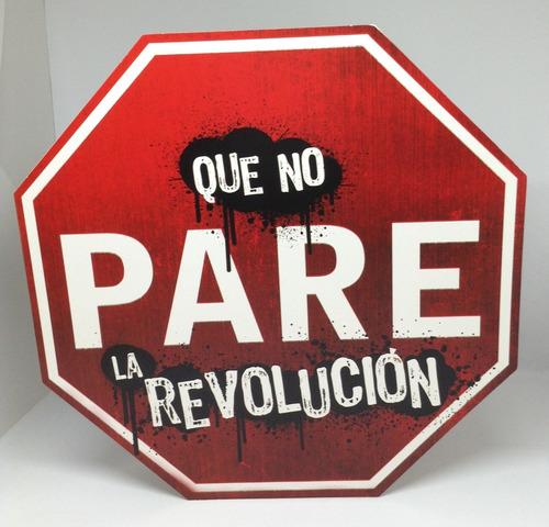Que No Pare La Revolución, Cómic De Pareman