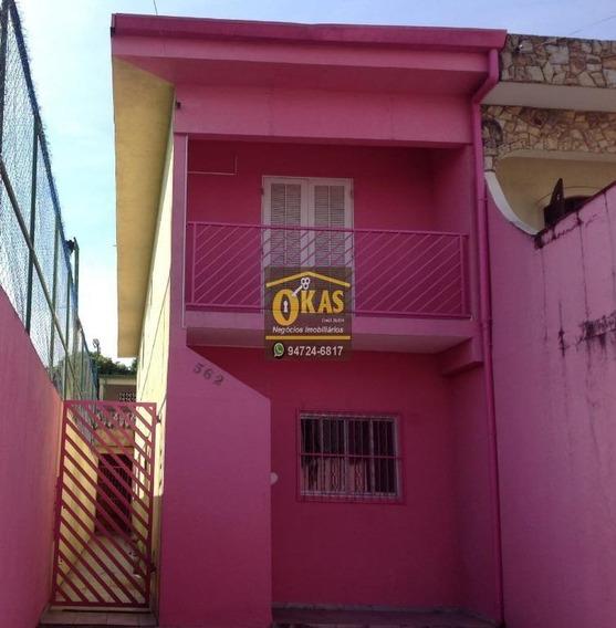 Sobrado Com 2 Dormitórios Para Alugar, 180 M² Por R$ 3.000,00/mês - Parque Suzano - Suzano/sp - So0057