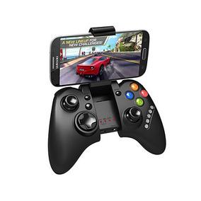 Controle Joystick Pc / Android Bluetooth Ípega Pg-9021 Preto