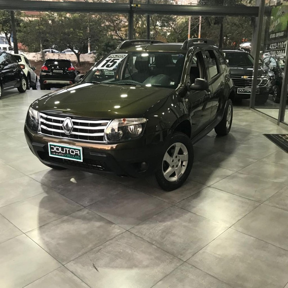 Renault Duster Expression 1.6 Flex 2015 Manual