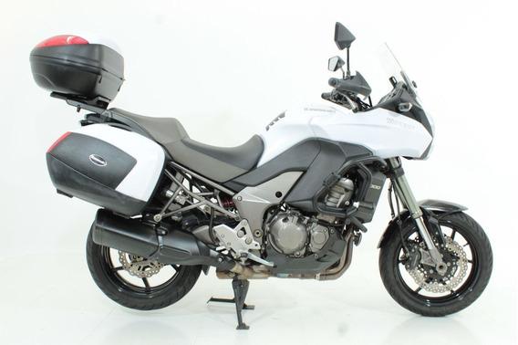 Kawasaki Versys 1000 Grand Tourer 2013 Branca