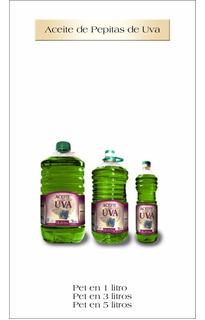 Aceite De Pepitas De Uva Olivi 5 Lts X 2 Unidades