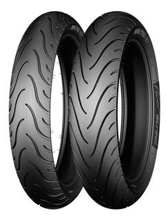 Llantas Michelin 140/70-17 66s Y 110/70-17 54s Pilot Street