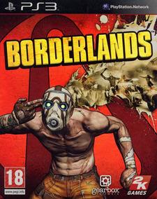 Borderlands Ps3 Psn Original Midia Digital