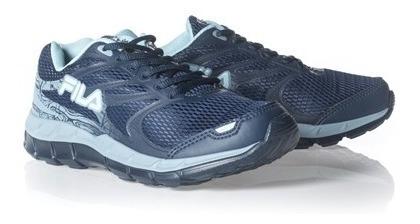 Tenis Feminino Fila Aquamarine Footwear Grafic - 715404