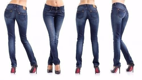 Moldes Patrones Pantalones Jean Mujer Material 2016