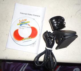 Webcam Jupiter Jp-wb680a 2.0 Mega Pixel ( Leia O Anuncio )