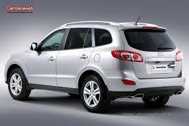 Sucata Hyundai Santa Fe 3.3 Mpfi 4x4 V6 270cv
