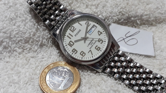 Relógio Pulsar (seiko), Masculino, A Quartz - Lindo !